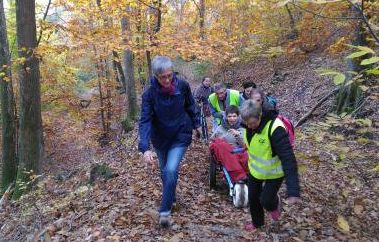 Randonnée des Quatre Chateaux – Samedi 19 novembre 2017