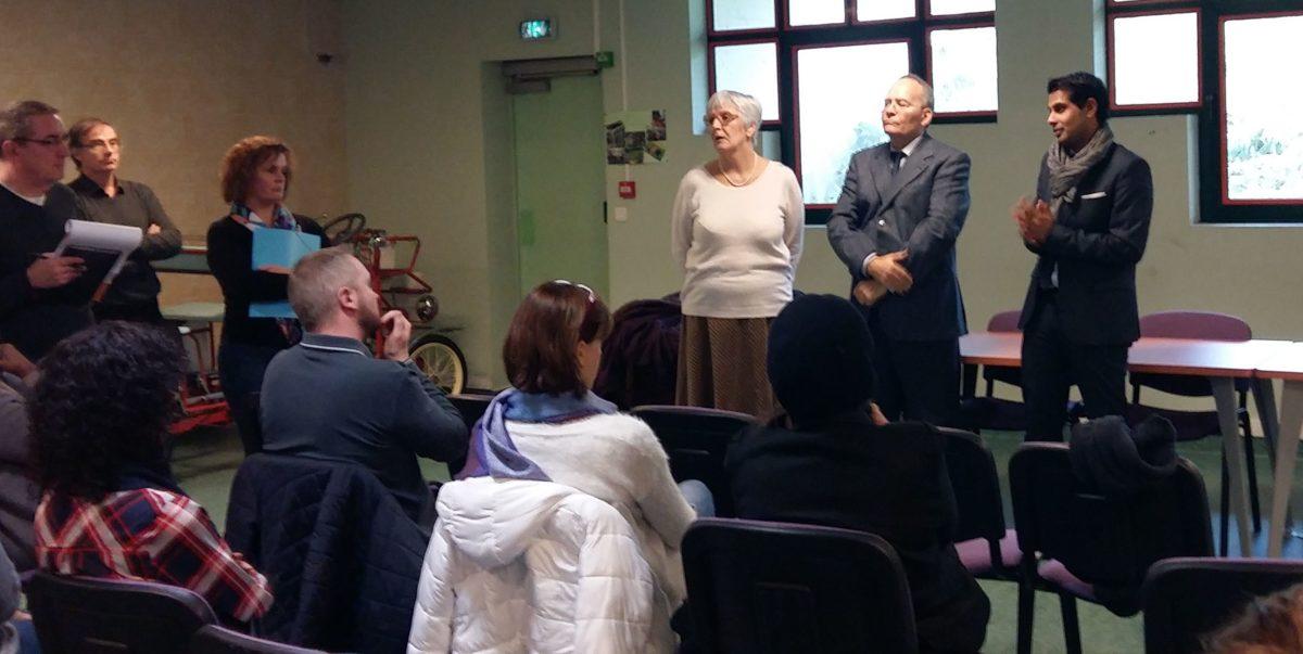 Une direction commune pour l'E.E.A.P. et la M.A.S. des Molières, 1er décembre 2017