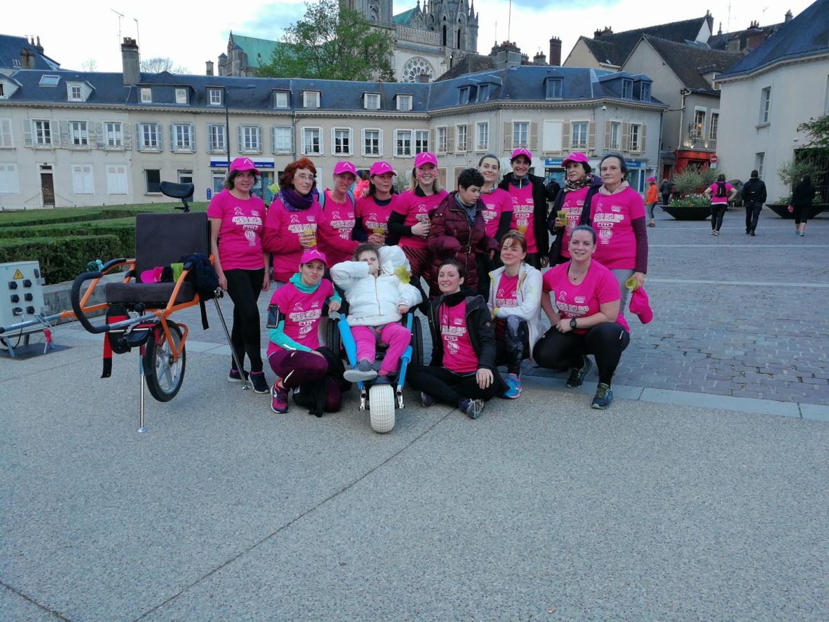 «Chartres pour elles»