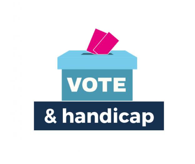 Inscription sur les listes électorales jusqu'au 16 mai – L'accès au vote des personnes handicapées…