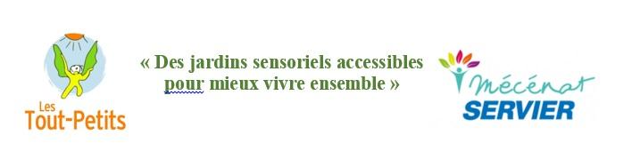 Des jardins sensoriels accessibles pour mieux vivre ensemble
